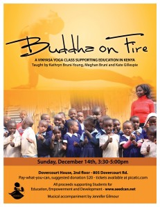 Buddha on Fire poster