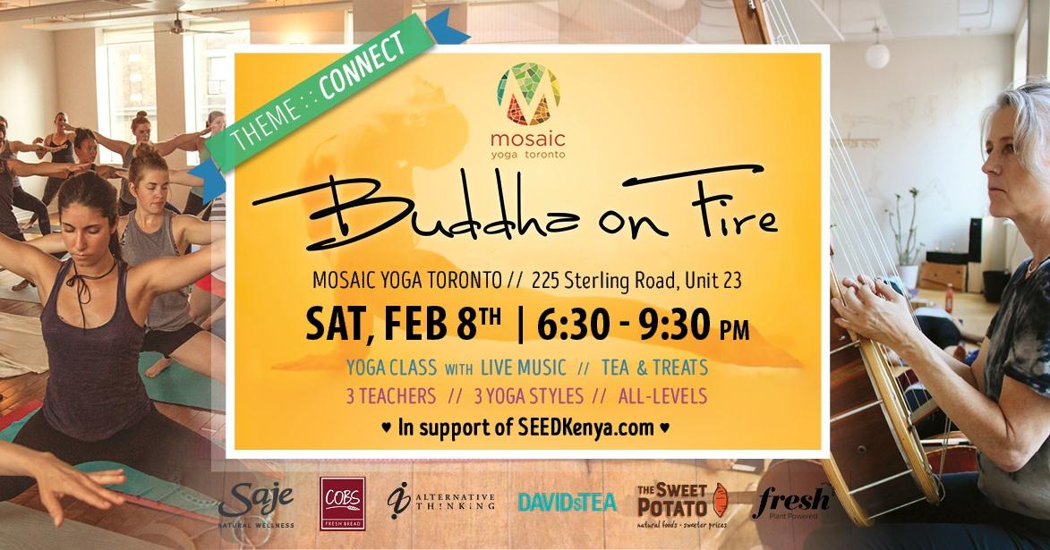Buddha banner February 8